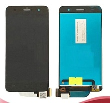 High Quality For Lenovo S858 S858T Lcd Display Assembly Complete + Touch Screen Digitizer 5.0 inch Free Shipping
