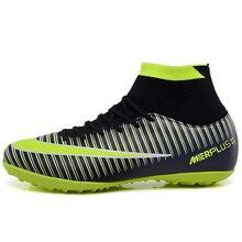 Botas de fútbol de futsal para interiores zapatillas de deporte para hombre  tacos de fútbol superfly Calcetines originales zapat. b995376a4a4b4