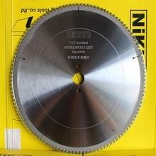 Продвижение продажа высокое качество 400*3.7*32*120Z TCT пилы для распиловки тонкого металлического стержня материалами как плитка цвета стальная вата