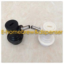 Free Shipping One set ball lock  barb coupler for beverage kegs