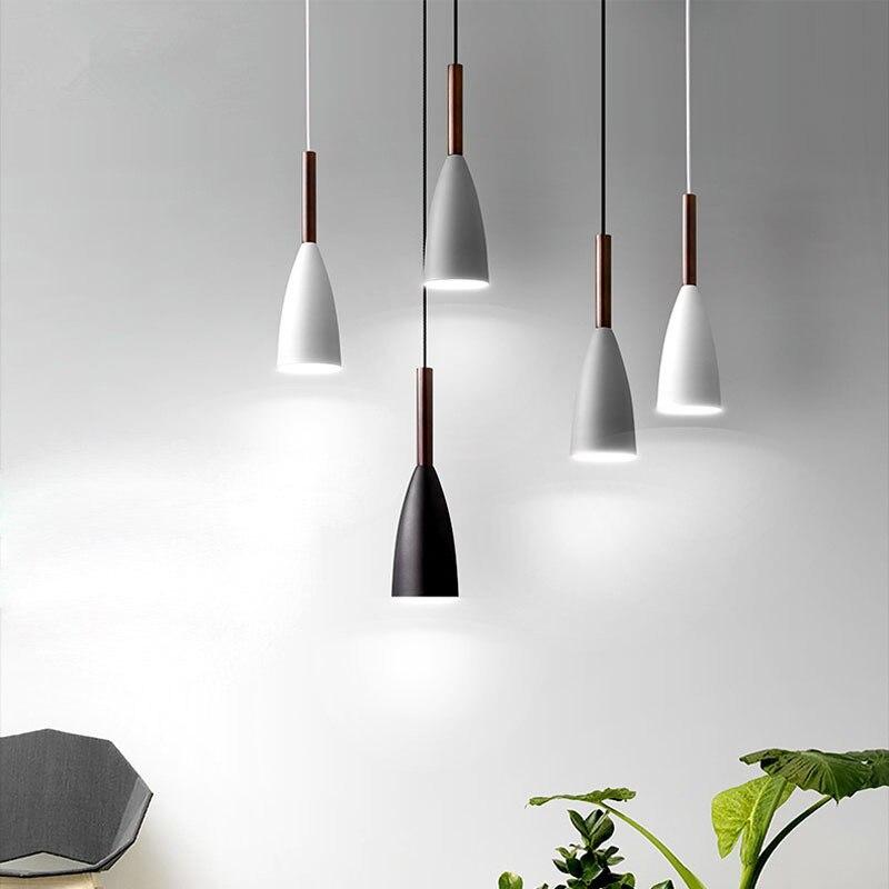 Modern Pendant Lighting Kitchen Gray