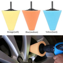 Sponge Car Tire Polish Cleaning Tool