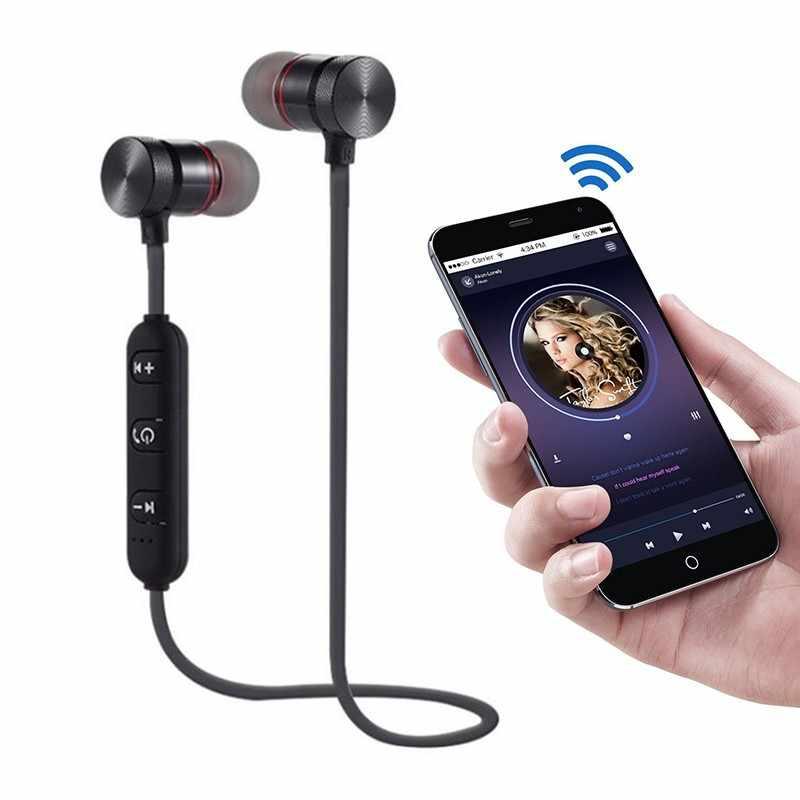 Bezprzewodowe słuchawki do Huawei Honor 10 V10 9 Lite 8 7 Prime 7A 7X 7C 6C 6A 6X 5A 5C 5X bluetooth słuchawka z mikrofonem Fone De Ouvido