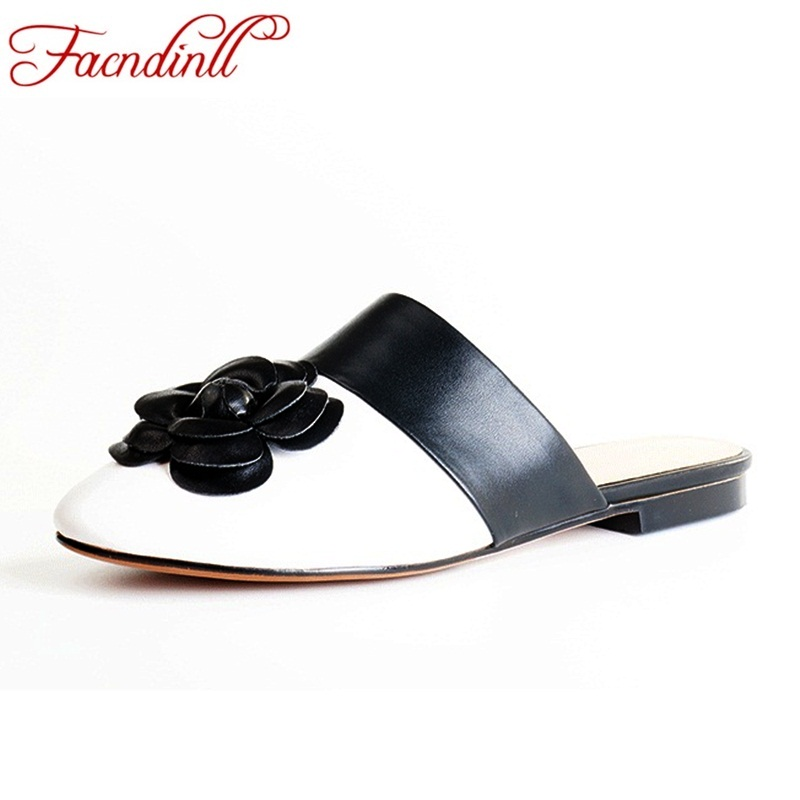 summer style brand shoes for women slippers new flip flops flat heel women sandals female sandals flower leather sandals apricot tutudress 2018 new brand summer style