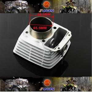 YIMATZU 2016 новинка 220cc 65,5 мм комплект с большим отверстием 14 шт./компл. для двигателя CG200, необходимая модификация