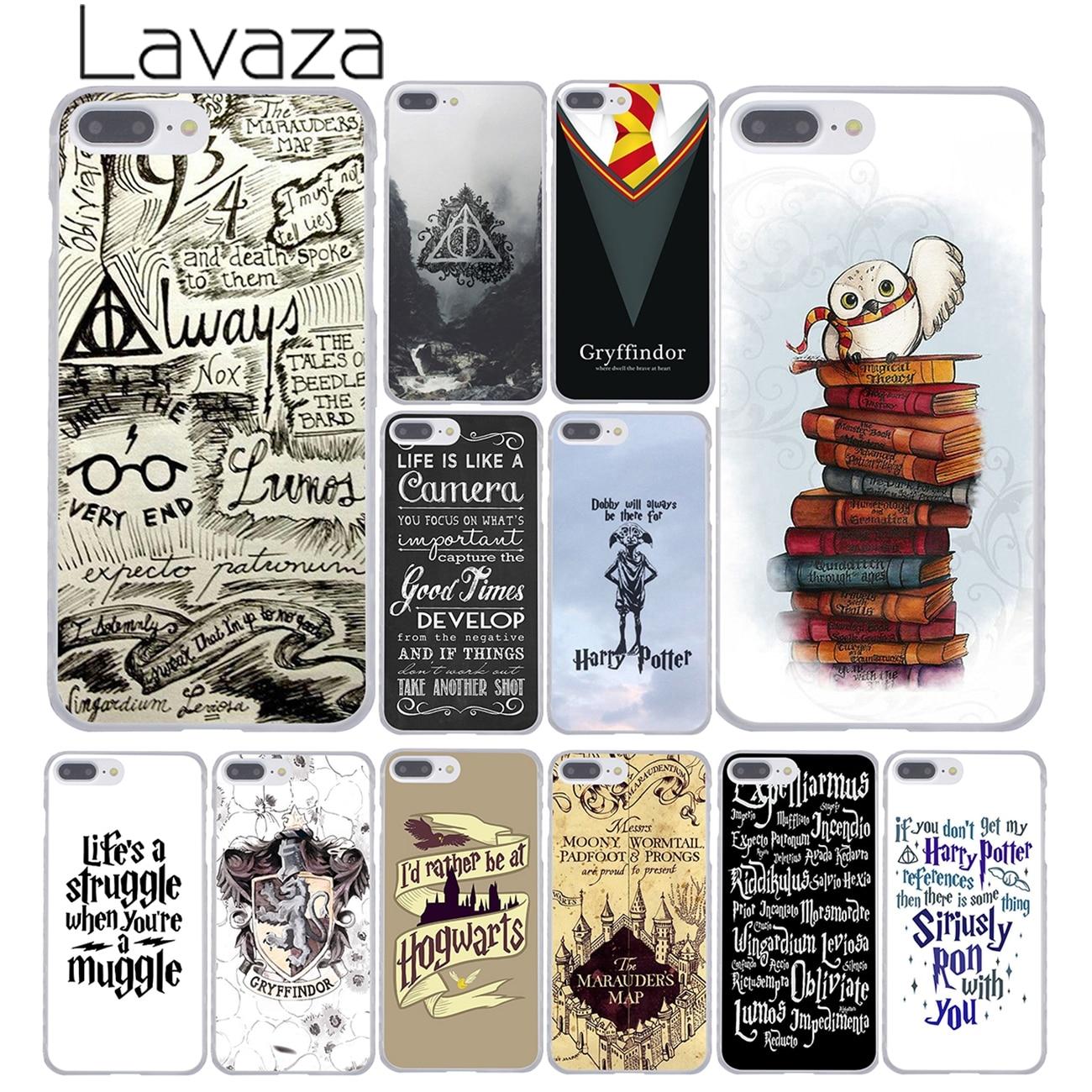 Harry Potter Book Cover Phone Case : Lavaza always harry potter deathly hallows hard phone case