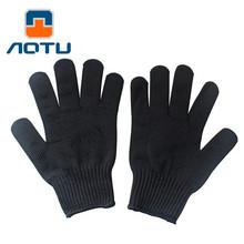 Odkryty samoobrony rękawiczki (12 par) ochrony przed szkło nóż do cięcia rękawice odporne na przecięcie ochronne bezpieczeństwo bezpieczeństwo tanie tanio high strength vinyl fiber stainless steel wire AT8812