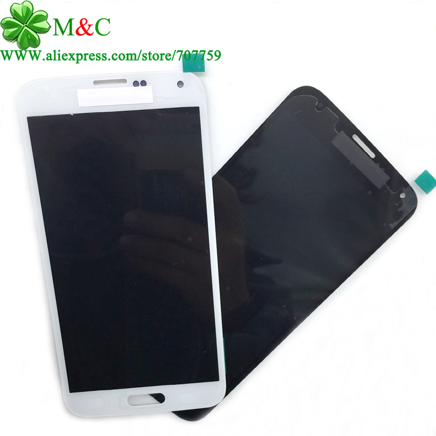 OEM Tested S5 LCD Touch Panel For Samsung Galaxy S5 i9600 G900 G900F LCD Display Touch Screen Digitizer Panel Assembly