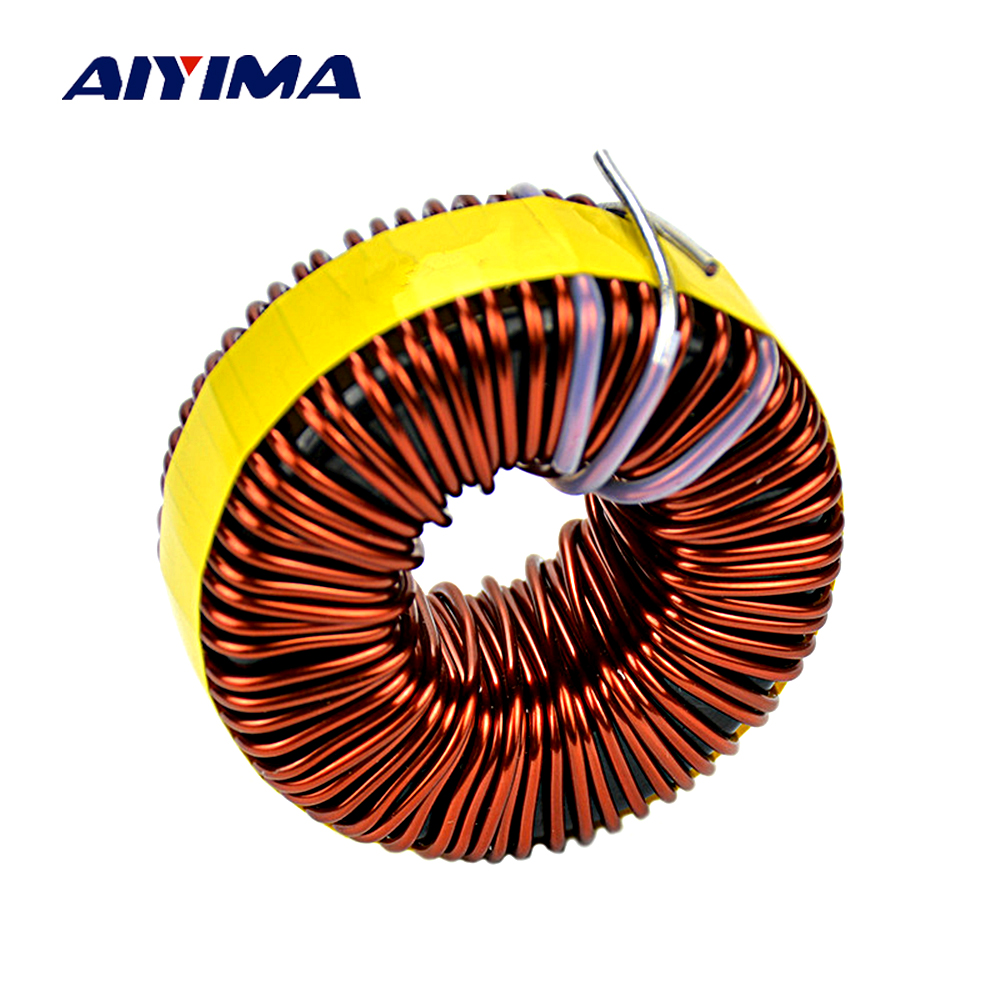 цена Aiyima 2000W-3000W 12A Sine Wave Inverter Sendust SPWM filter inductance PFC inductor