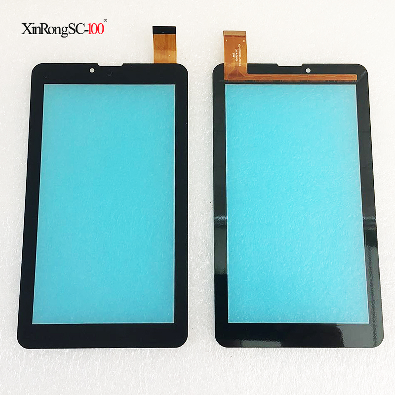 цены New XCL-S70025C-FPC1.0 For 7'' inch Wexler TAB A742 A740 A744 Tablet PC touch screen digitizer Glass panel Repair Free Shipping