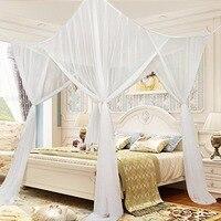 OUTAD Grande Tamanho 190*210*240mm Caixa Forma Insect Repeller Mosquito Bug Net Viagem Camping Home Quatro porta