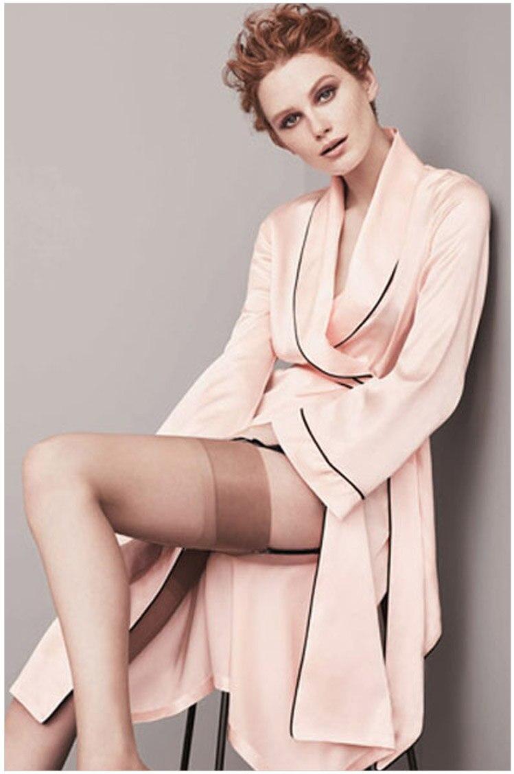 Unterwäsche & Schlafanzug Robe Chemise Kimono Robe Sexy Dessous Bademantel Nachthemd Schlaf Top Pyjamas Kleid Robe Femme Chemises Nachthemd Nachtwäsche Schlaf-oberteile