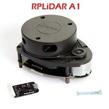 مجموعة ماسح ضوئي لاستشعار مدى الليزر 2D متعدد الاتجاهات 360 درجة RPLiDAR A1 A1M8 12M FZ3296
