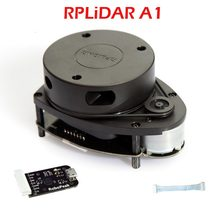 RPLiDAR A1 A1M8 360 Degree Omnidirectional 2D Laser Range Distance Lidar Sensor Module Scanning Scanner Kit 12M FZ3296(China)