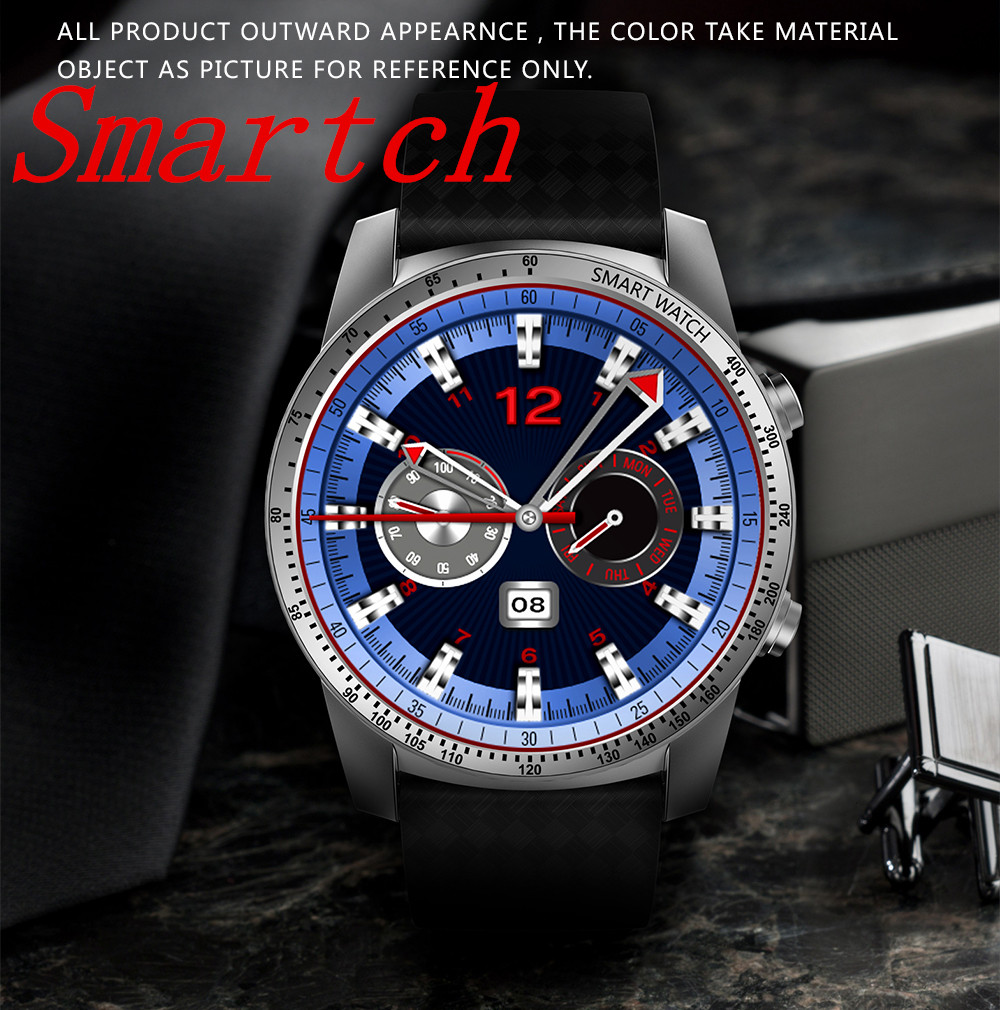Smartch KW99 Smart Watch Android 5.1 MTK6580 RAM ROM 512MB 8GB Support GPS WiFi 3G SIM Card Heart rate Smartwatch PK KW88 KW98 3g android smart watch kingwear kw06 pk kw88 wristwatch support sim mtk6580 quad core smartwatch pedometer heart rate wifi gps