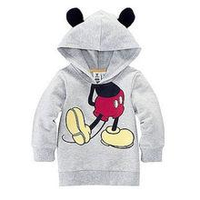 Sizzling New Child Ladies Boys Child Cartoon 2016 Design Hoodies Sweatshirt Garments