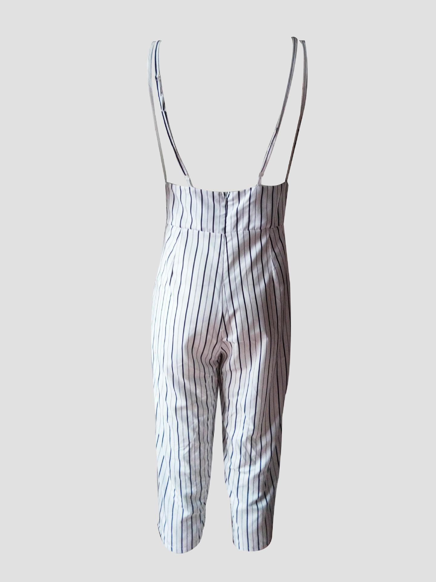 HTB14uNxSXXXXXa3apXXq6xXFXXXr - FREE SHIPPING Women V-Neck Backless Strapless Striped Romper Playsuit Bodycon Club Jumpsuit Tops Outfits Sunsuit JKP377