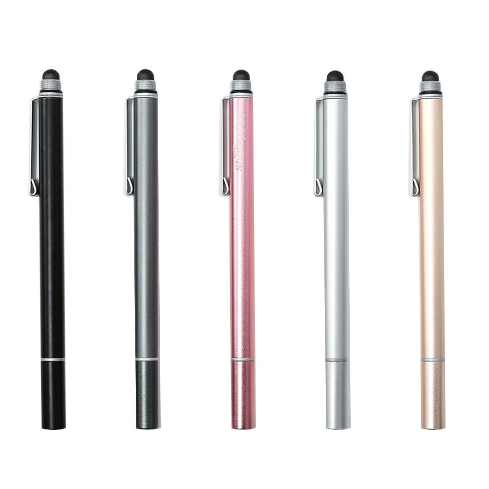 New Arrival Universal Soft Tip + Suction Cup Touch Screen Stylus Pen For IPad IPhone Tablet