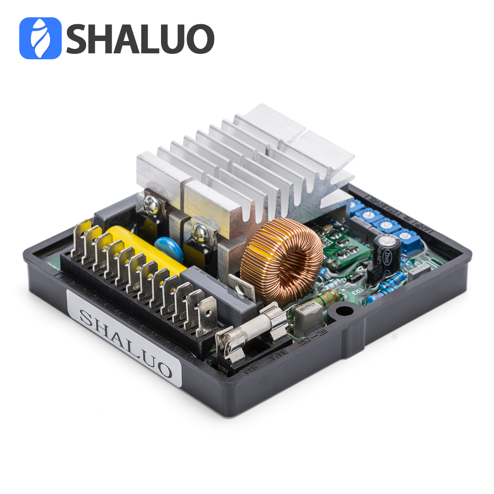 AVR Sr7 Automatic Voltage Regulator SR7-2 for generator avr development board 400v stabilizer diesel alternator part supplyAVR Sr7 Automatic Voltage Regulator SR7-2 for generator avr development board 400v stabilizer diesel alternator part supply