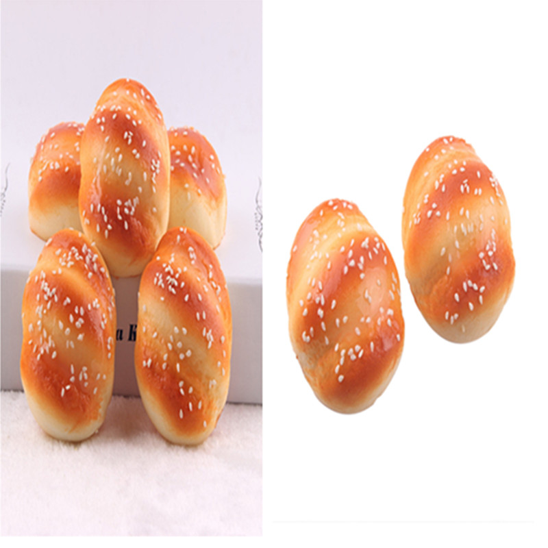 Kids Kitchen Toy Donuts Doughnuts Simulation Model Artificial Fake Bread Ornaments Cake Bakery Craft