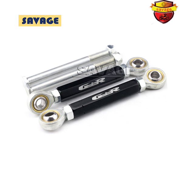 For SUZUKI GSR600 06-12, GSR400 08-13 GSR 600/400 Motorcycle Rear Adjustable Suspension Drop Link Kits Lowering Links Kit