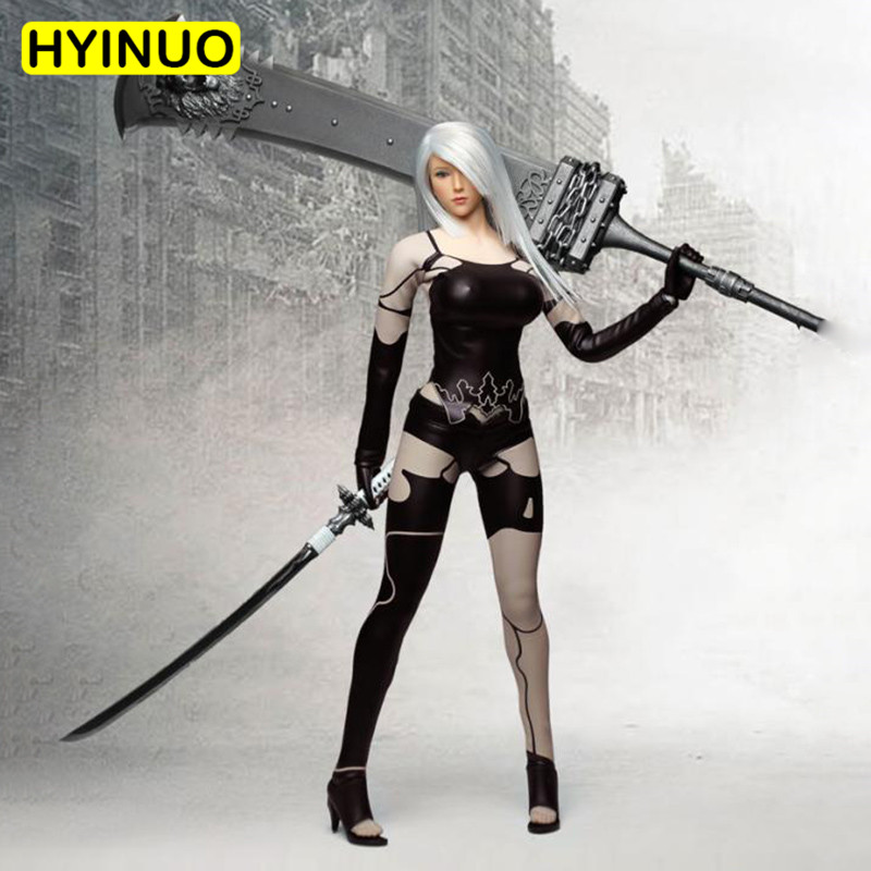 1/6 Scale SET030 Female Onesies Sexy Cosplay Cyborg Women Tights Set Sculpt Model 12 Full Set Action Figure Dolls Toys1/6 Scale SET030 Female Onesies Sexy Cosplay Cyborg Women Tights Set Sculpt Model 12 Full Set Action Figure Dolls Toys
