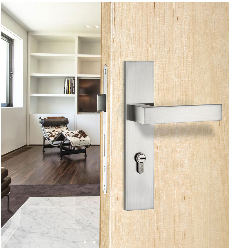 Premintehdw american square mortise interior door lock 35 50mm premintehdw american square mortise interior door lock 35 50mm door thickness in door locks from home improvement on aliexpress alibaba group planetlyrics Images