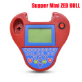 2017 hot Auto car key Programmer interface smart mini zed bull car transponder tool Multi-Language ZED-BULL Car kits key maker