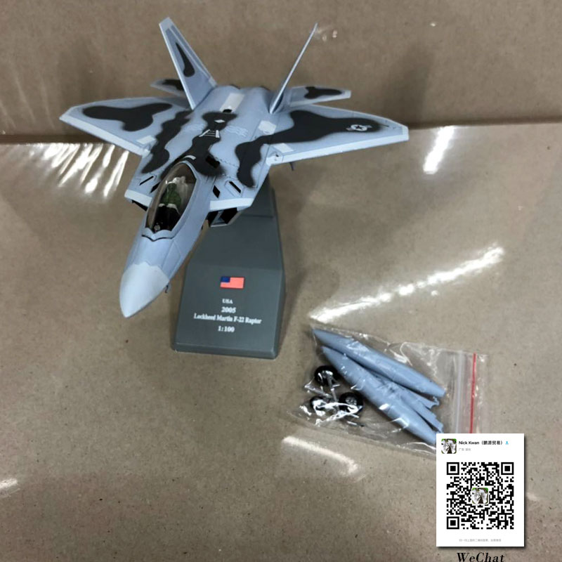 USAF F-22 Raptor (5)