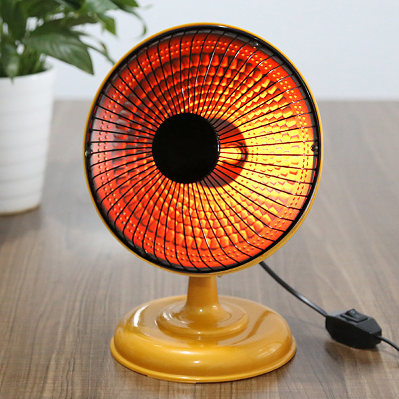 Mini Home Handy Heater Infrared 220V 220W Portable Electric Air Heater Warm Fan 6 9 Inch