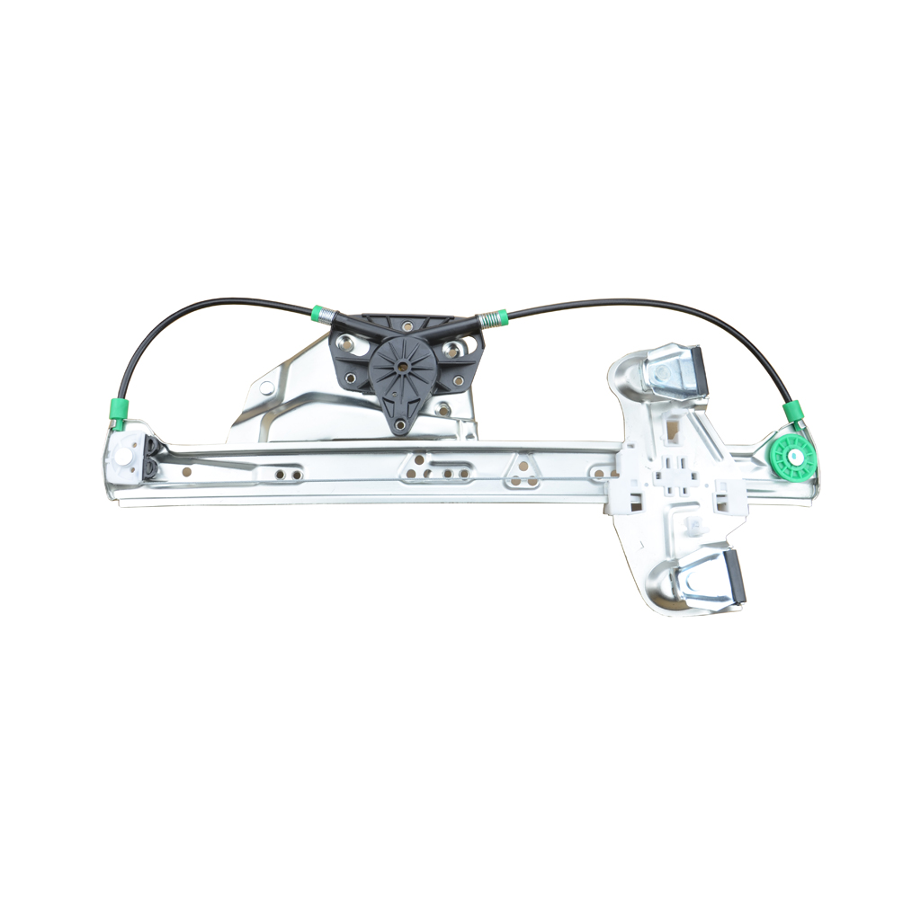 Power window regulator without motor for cadillac deville 2000 2001 2002 2003 2004 2005 rear left 740582 10393233 25737257