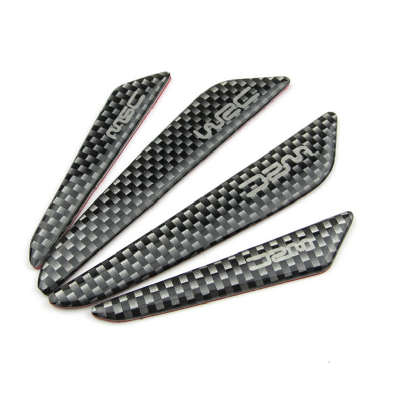 car styling WRC carbon fiber anti-collision bar for Skoda Octavia A2 A5 A7 Fabia Rapid Superb Yeti Roomster