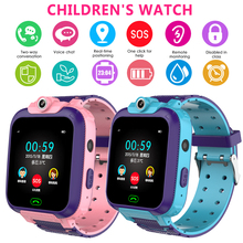 men S15 Anti-Lost Kids Smart Watch LSB Positioning Tracker S0S SIM Call sport music game camera Watchs ios/android