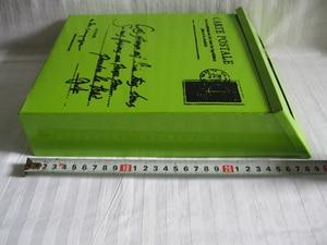 Image 4 - 22X6.5XH29CM الأخضر صندوق البريد صندوق معدني عيد الفصح زخرفة الطرف زخرفة عيد القديس باتريك