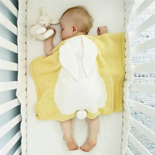 Tienda Online Manta lindo conejo animales patrón bolsa de dormir ...
