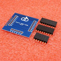 RTL8710 WiFi Wireless Module Adapter Board Adaptor Pinboard 2.54mm