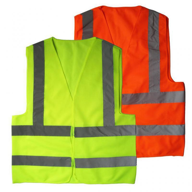Noite visibilidade coletes de segurança de tráfego construção reflexiva de alta qualidade desgaste do trabalho uniformes limpos clothing para unisex