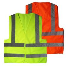 High Quality Night Visibility Reflective Safety Vests Traffic Construction Work Wear Cleaner Uniforms Clothing For Unisex