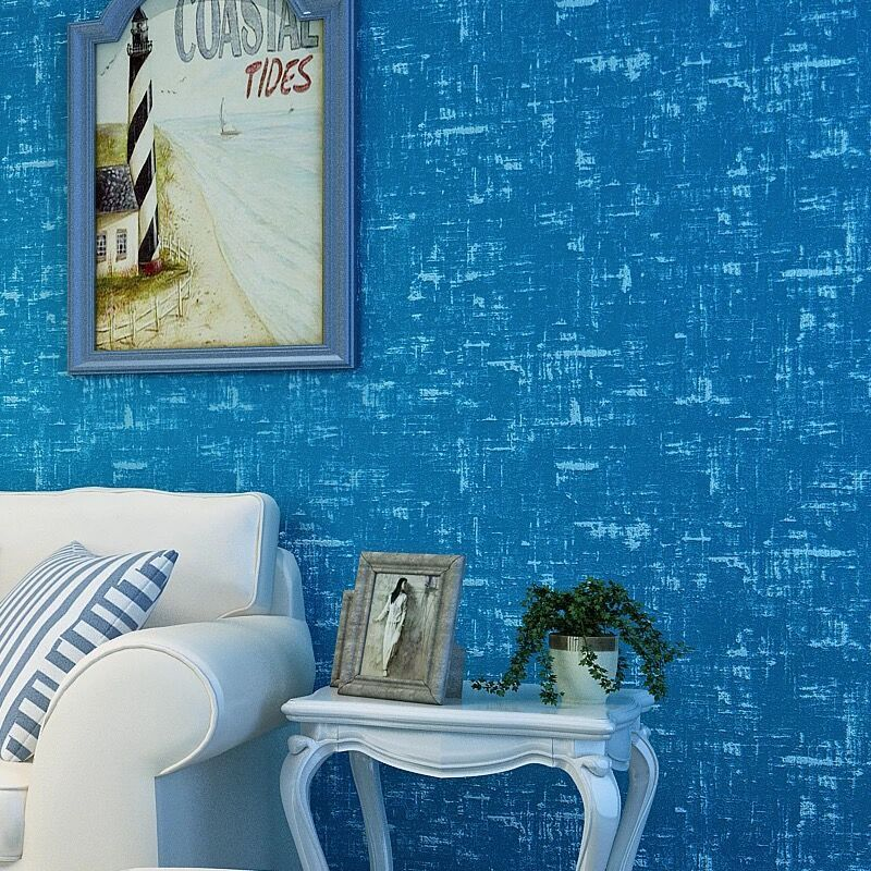 Modern 10m Non-woven Hawaii Wallpaper Roll 3d Blue Wallpaper Eco-Friendly Paper 3D Wall Panels Wood Wallpaper Roll for Walls 3d modern wallpapers home decor flower wallpaper 3d non woven wall paper roll bird trees wallpaper decorative bedroom wall paper