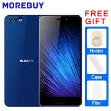 "BLUBOO MTK6580A D2 Quad Core 1.3 GHz Android 6.0 Teléfono Móvil 1 GB RAM 8 GB ROM Smartphone 5.2 ""3300 mAH 3G Dual Cámaras Traseras"
