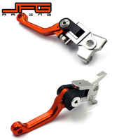 4 Directions Foldable Pivot Brake Clutch Lever For KTM SXF SX F SX XC XCF XC F XCFW XCW XC W EXC SMR XCRW EXCR 250 350 450 530