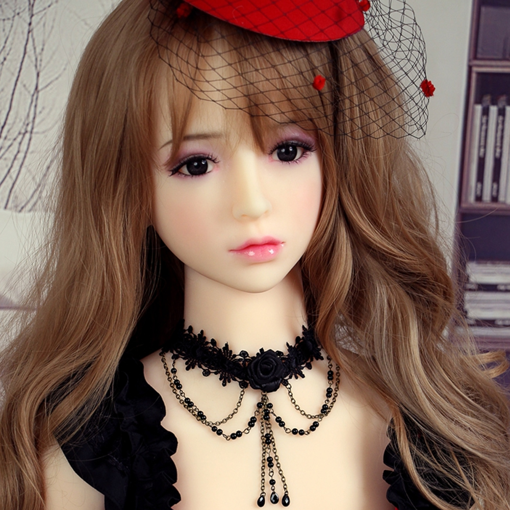 Love <font><b>doll</b></font> silicone <font><b>sex</b></font> <font><b>dolls</b></font> lifelike size shemale metal skeleton American European gril full TPE <font><b>doll</b></font> with normal chest image
