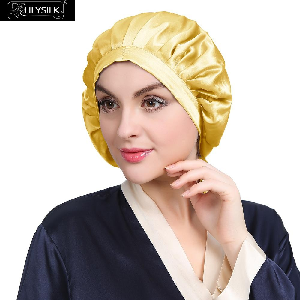 1000-gold-silk-sleeping-cap-concise-style-01