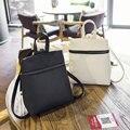 Случайные маленькие твердые опрятный стиль сумка рюкзак мода дамы партии женщин кошелек известный дизайнер сумки девушки студент школы рюкзак