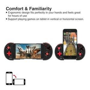 Image 5 - Bluetooth אלחוטי בקר ג ויסטיק עבור iOS אנדרואיד טלפונים חכמים טלוויזיה תיבת Windows Gamepad