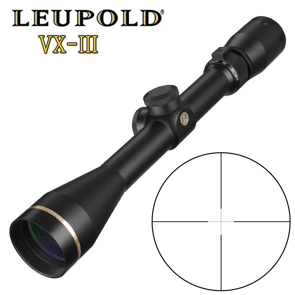 VX3 Tactical Rifle Scope 3.5-10x40 Illuminated Optic Sight Rifle Scope Hunting Scopes For Airsoft Gun With 11/20MM Mount