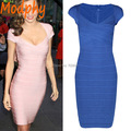 women's short sleeve celebrity bandage dress cocktail party homecoming drop shipping HL1438