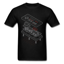 80s Game T Shirts Men Tops & Tees Youth Birthday Gift T-