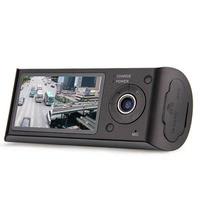 Hot Sale 2 7 Inch LCD Car Dual Lens DVR Camera Video Recorder Full Hd 140