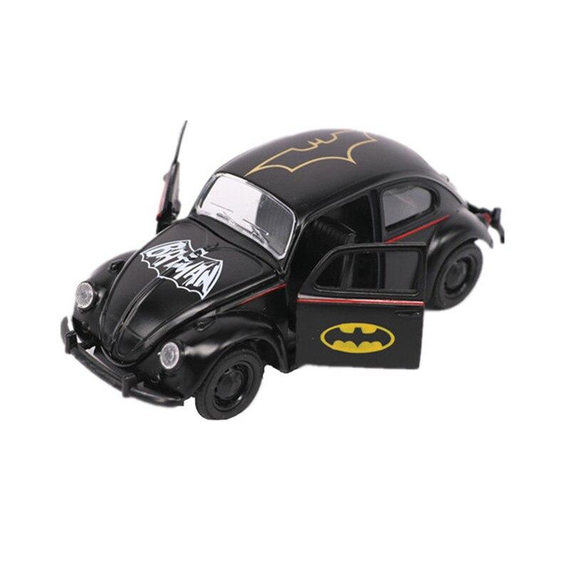 batman voiture jouet alliage et abs batman beetle cars noir beetle modle miniature